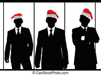 business Santa