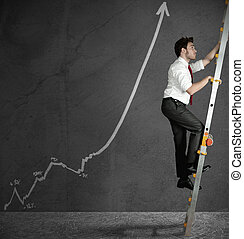 Business statistics - Concept of success in business with...