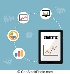 Business statistics design.