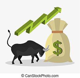 Business stock exchange