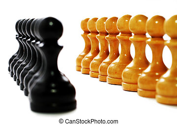 BUSINESS STRATEGY - CHESS - Business strategy - shess...