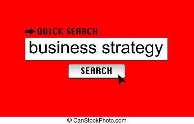 Business Strategy Search