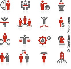 Business Success // Redico Series - Vector icons for your...