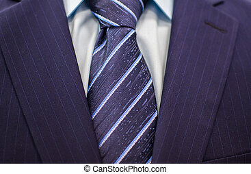 Business Suit and Tie