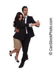 business, tango