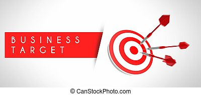 Business target, concept of success