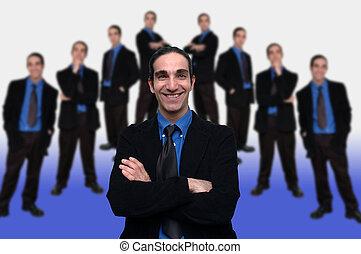 business team-17
