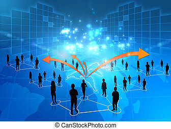 Business team