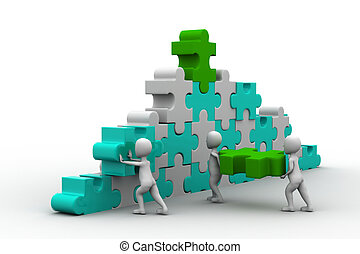 KoiTip #09 - Systems are your Building Blocks — KoiStrategy |Team Building Blocks Graphics