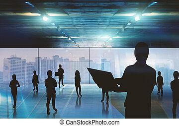 Business team,Team work, business concept
