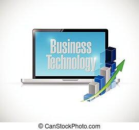 business technology computer