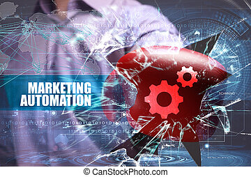 Business. Technology. Internet. Marketing. Marketing automation