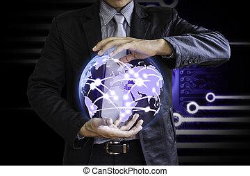 Business technology leader