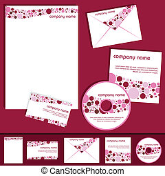 business template