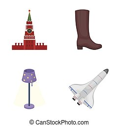 business, textiles, tradeand other web icon in cartoon style. universe, information, tourism icons in set collection.