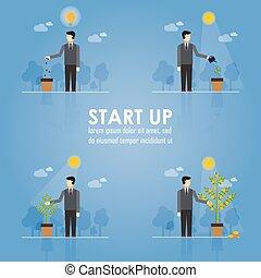 Business Timeline Infographics Desi