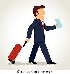 business trip