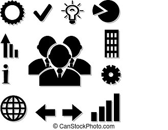 Business Vectors Set