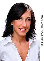 Business Woman Headshot