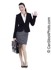 Business woman says HAI