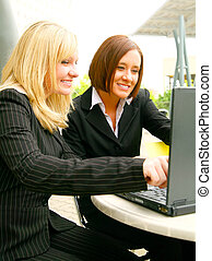 Business Women In Action