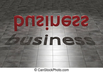 Business word