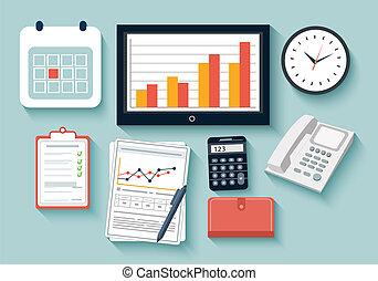 Business work elements