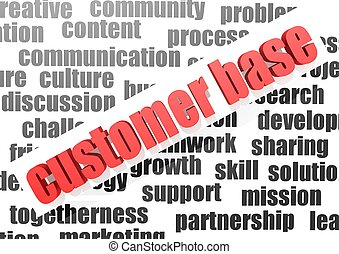 business work of customer base