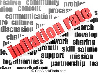 business work of inflation rate