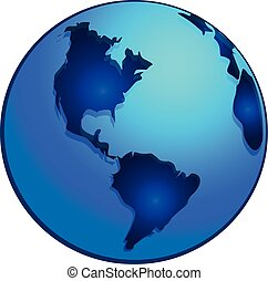 World map globe background a dynamic 3d world map with background business world map business america world map globe background gumiabroncs Gallery