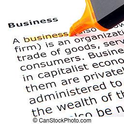 businesses, ideas