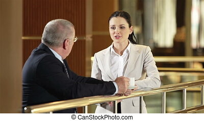 Businesslike Talk