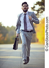 businessman σπάγγος