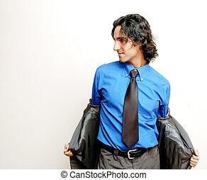 businessman-19 - stripping businessman