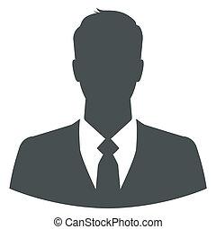 Businessman avatar profile picture