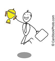 Businessman Award