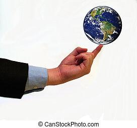 balancing planet earth