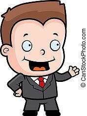 Businessman Boy