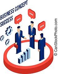 Businessman Business partnership
