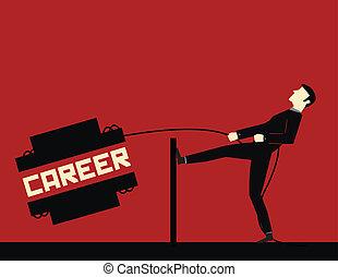 Businessman Career