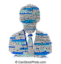 Businessman characteristics. - Businessman characteristics...