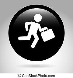 businessman design, vector illustration eps10 graphic