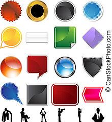 Businessman Concept Variety Set - Businessman concept...