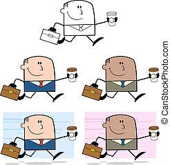 Businessman Dude 1. Collection Set