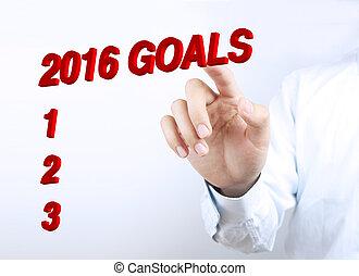 Year2016 Goals