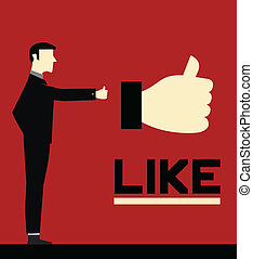 Businessman Like