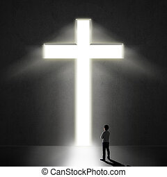 Jesus door