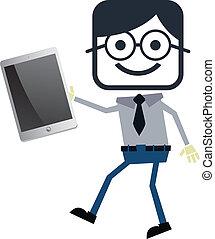businessman presentation theme