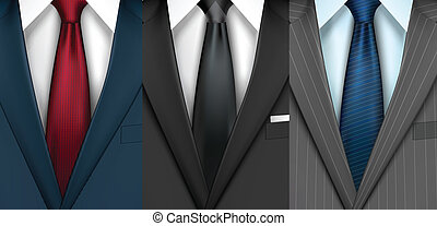 Businessman suit set