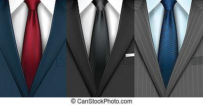 Businessman suit set